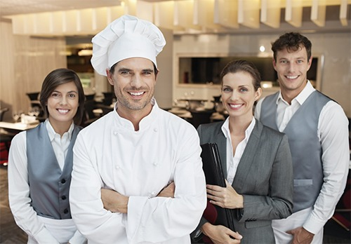 Salary tables in Hospitality